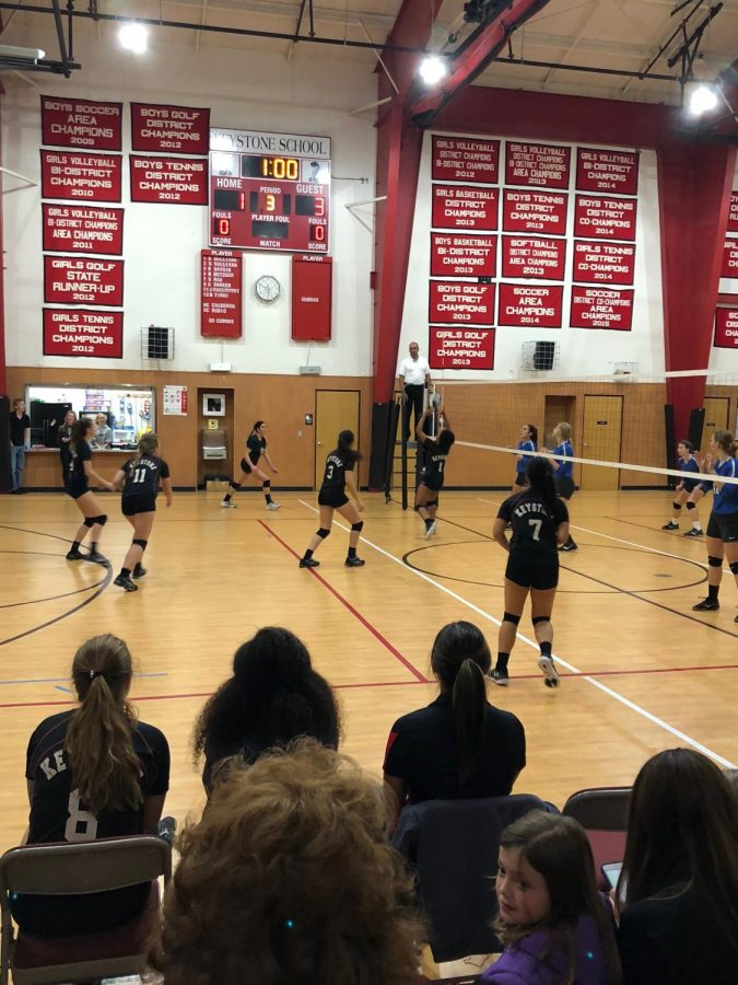 Action+shot+of+the+2018+Varsity+Volleyball+Game+during+Spirit+War