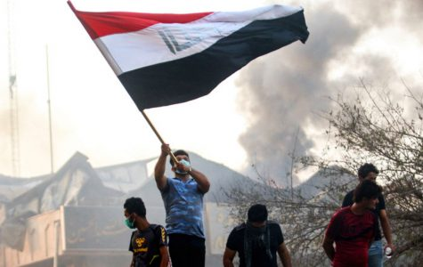 Americans Under Missile Fire in Basra; Iraq Aflame with Protests