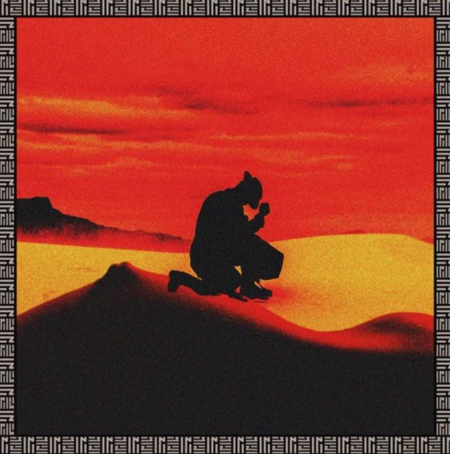 Ringos Desert by Zhu Album Art
