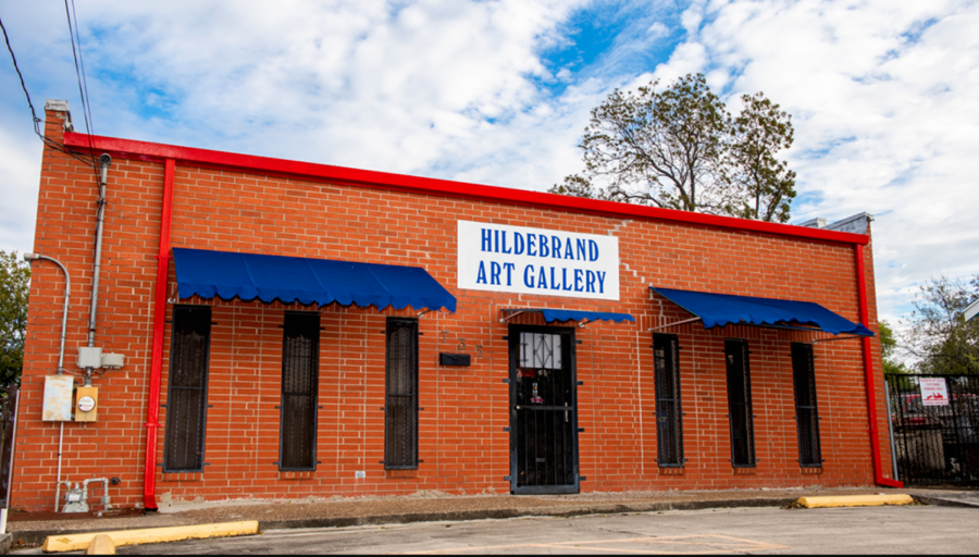 Discovering Texas' Artists
