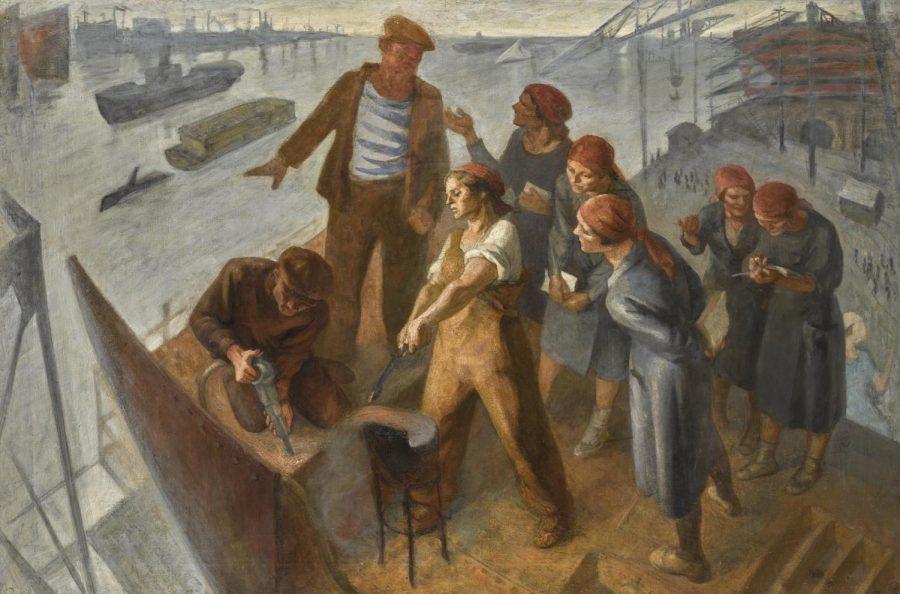 Analyzing Art in the Soviet Union — All Propaganda?