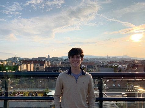 Student Spotlight - Adam Terenyi