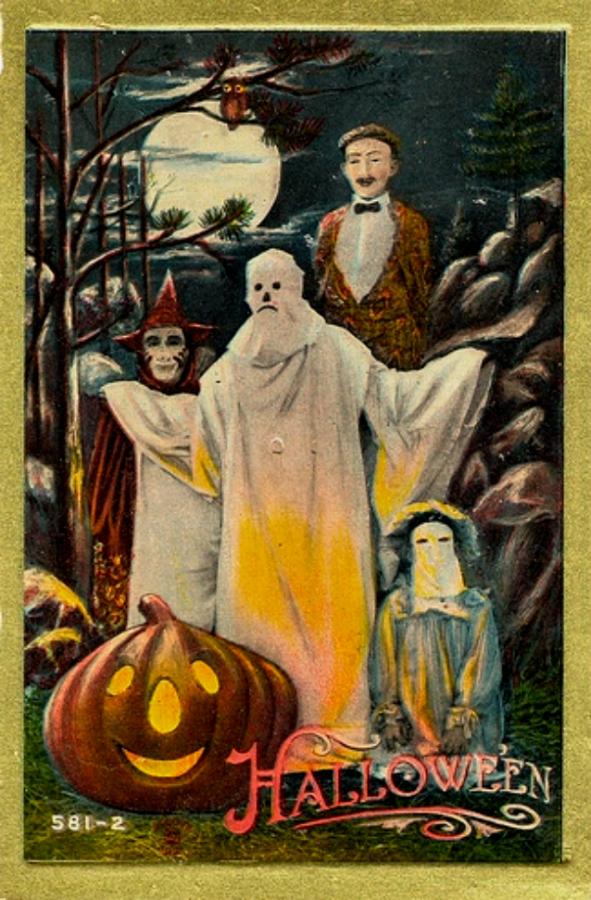 Origins of Halloween
