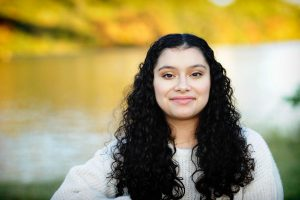 Student Spotlight - Karina Sauceda