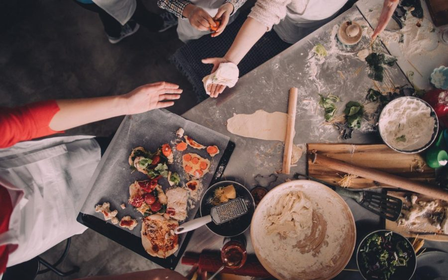 Shreya and Siona's Holiday Cooking Blog!!