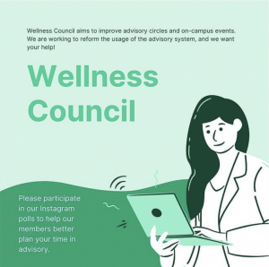Wellness Council (Clubs at Keystone Vol. 1)
