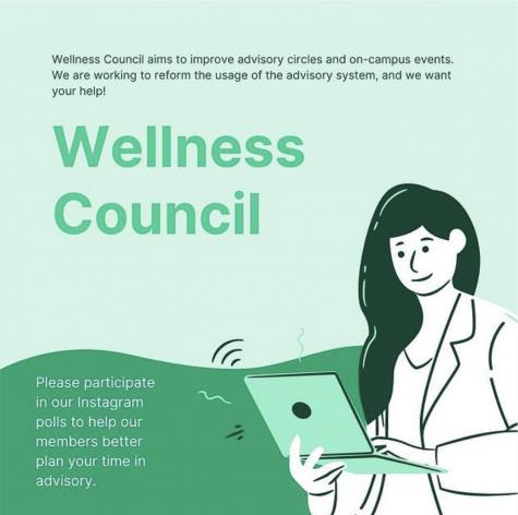 Wellness Council (Clubs at Keystone Vol. 1)
