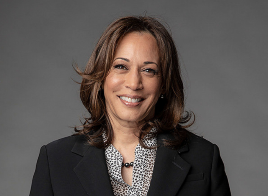 Our Vice-President Elect: Kamala Harris