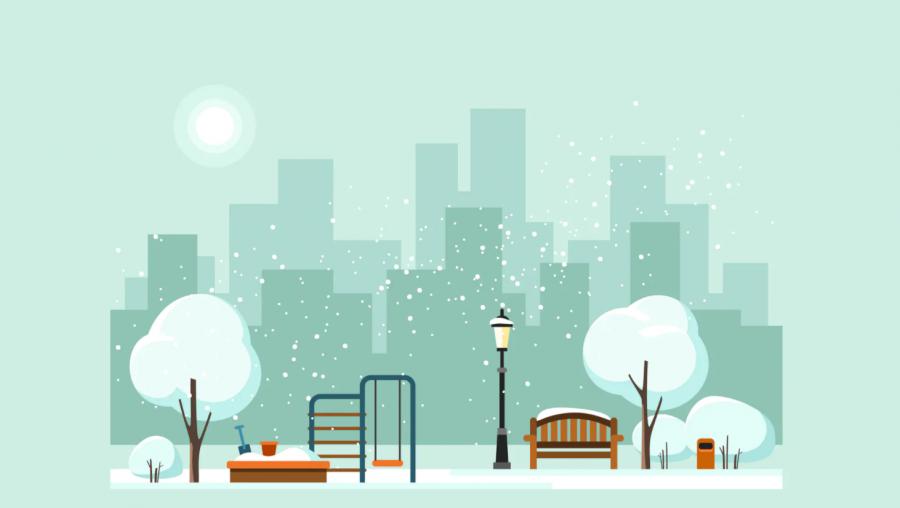 Snowed-In%3A+Keystone+Style