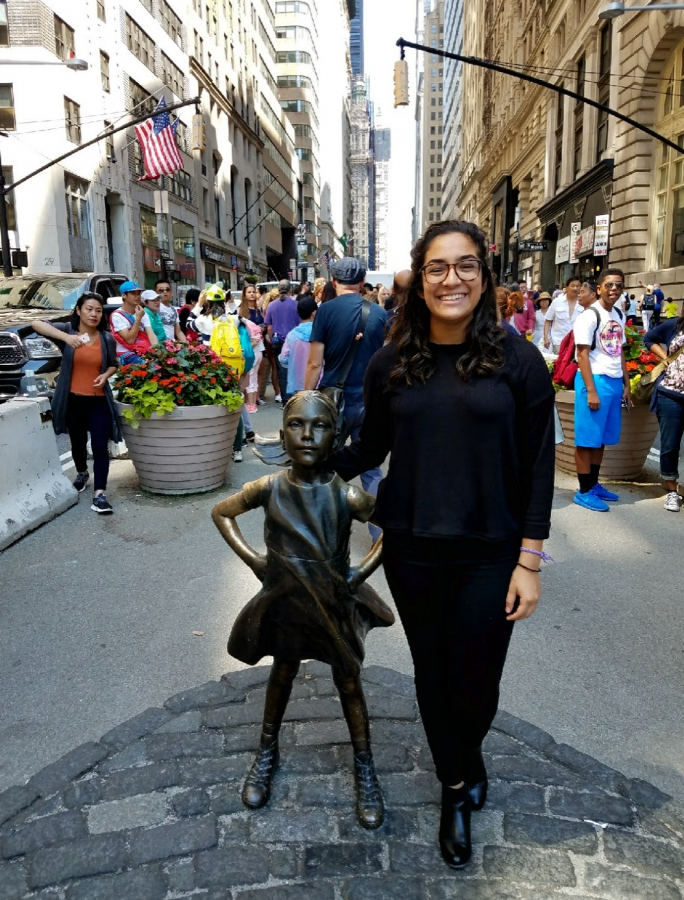 Student Spotlight – Sarah Gonzales
