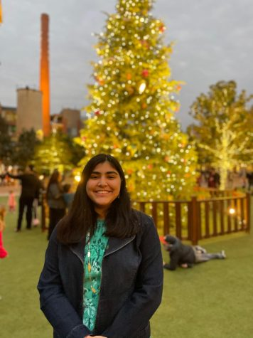 Student Spotlight – Anjali Kunavarapu