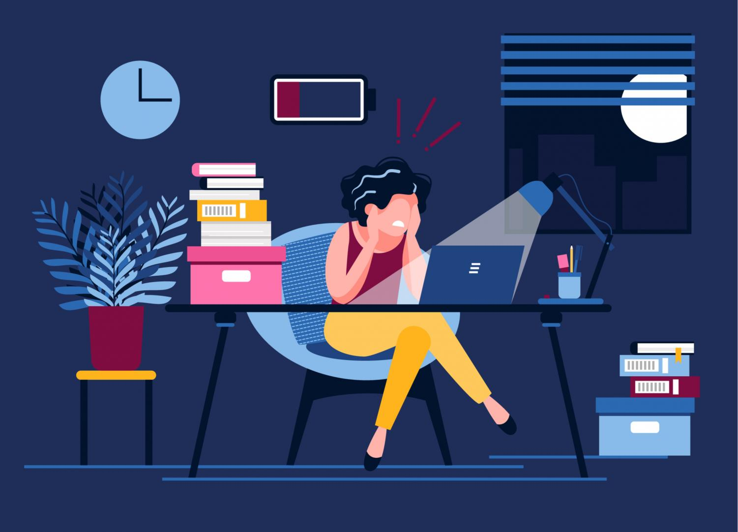 Burnout: What is it and Ways to Counter it