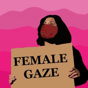 Discussion of Feminism with Keystone Students (Female Gaze)
