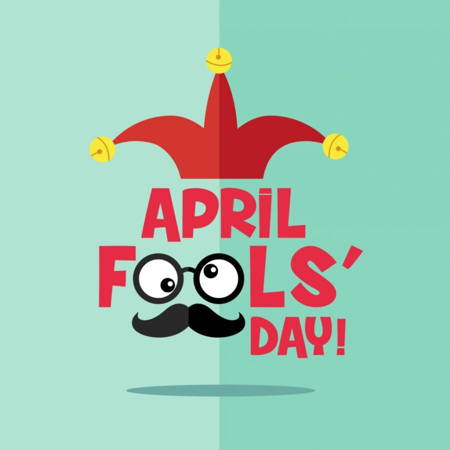 April Fools' Day Article!