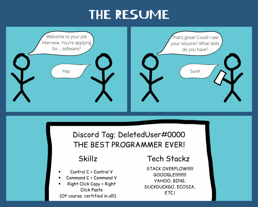 The+Resume