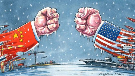 A Chance of a US Comeback: China missteps