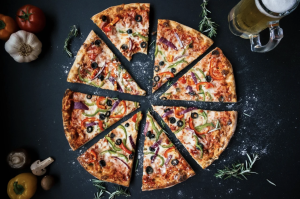 The Art of Making a Pizza