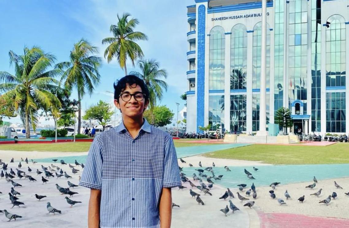 Student Spotlight — Yousuf Shafiu